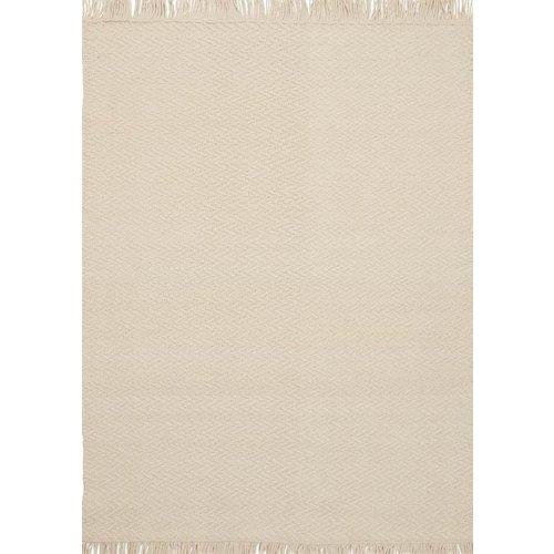 Linie Design Idun tapijt wit