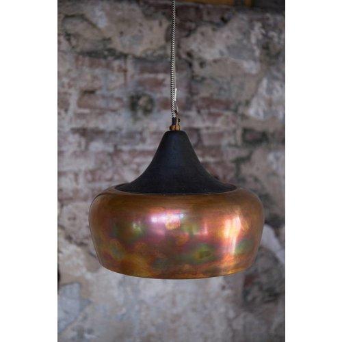 Dutchbone Coco hanglamp - koper - TOONZAALMODEL