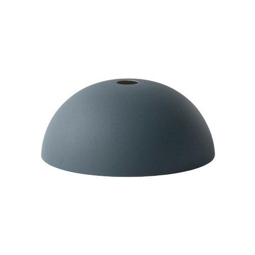 Ferm Living Dome lampenkap Donkerblauw