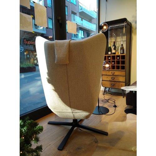 Trifidae lounge stoel metalen voet cat. 300 - TOONZAALMODEL