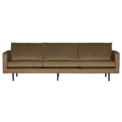 BePureHome Rodeo sofa 3-zits fluweel