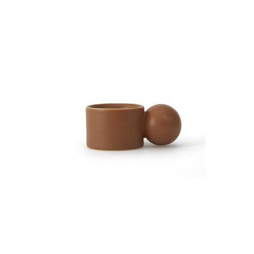 OYOY Living Design Inka caramel eierdopje 2 stuks