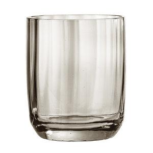 Bloomingville Ragna waterglas bruin getint