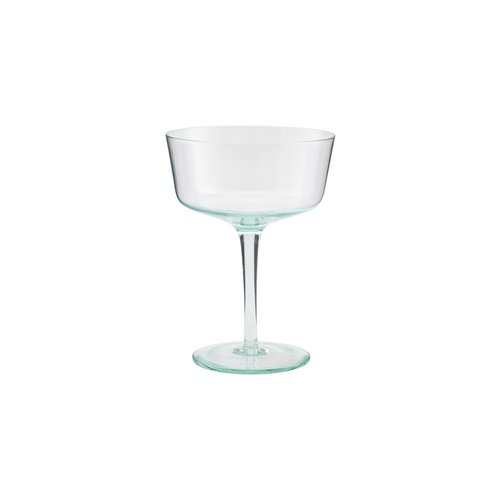 House Doctor Ganz Green cocktailglas