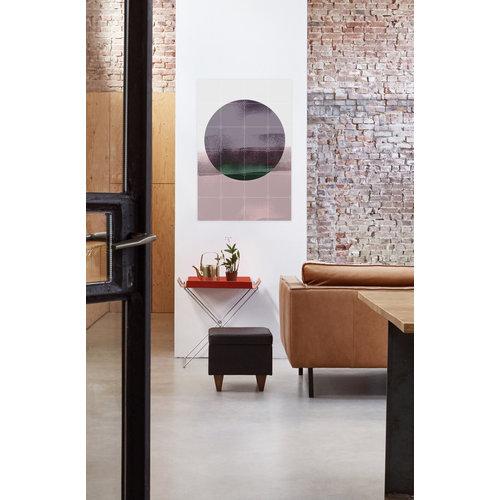 IXXI IXXI Wanddecoratie dubbelzijdig - Graphic Minimalism 80x120cm - TOONZAALMODEL