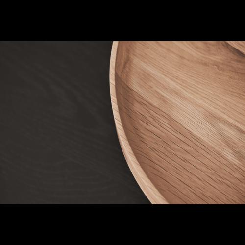 Bolia Plateau koffietafel witgekalkte eik klein