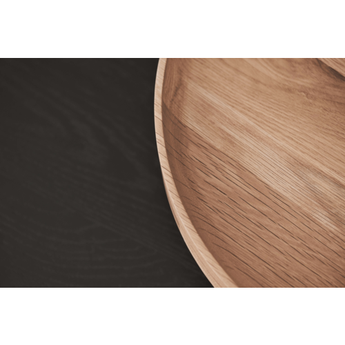 Bolia Plateau koffietafel witgekalkte eik groot