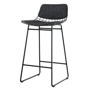HK Living Comfort kit voor draad barstoel zwart