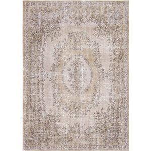Louis De Poortere Rugs Visconti beige tapijt Palazzo Da Mosto collection