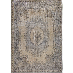 Louis De Poortere Rugs Colonna taupe tapijt Palazzo Da Mosto collection