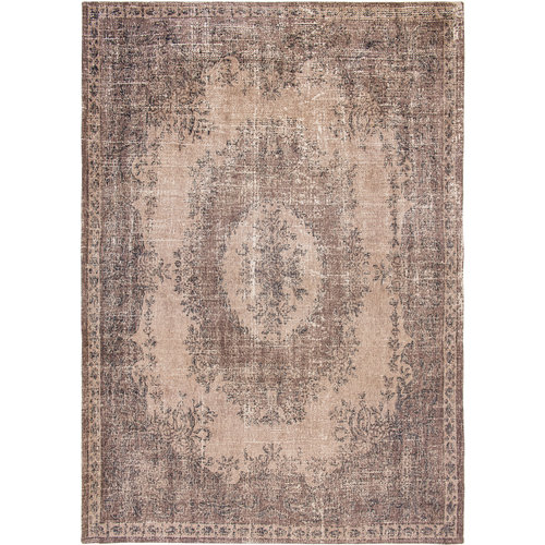 Louis De Poortere Rugs Foscari brown tapijt Palazzo Da Mosto collection