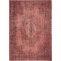 Borgia red tapijt Palazzo Da Mosto collection