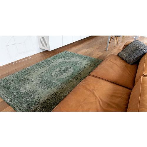 Louis De Poortere Rugs Este green tapijt Palazzo Da Mosto collection