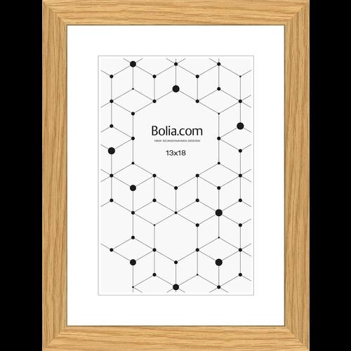 Bolia Frame away fotolijst eik 13 x 18