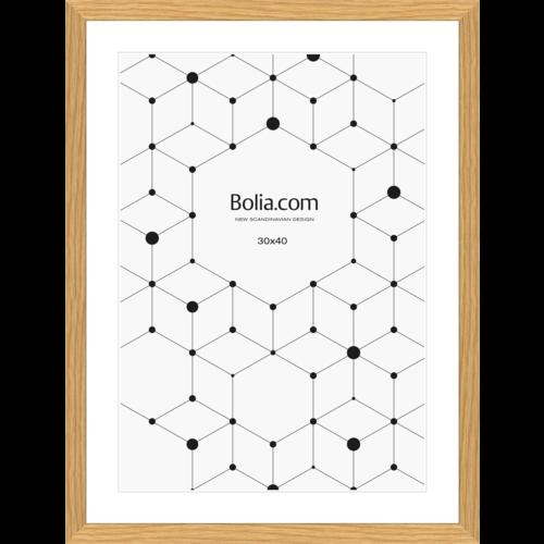 Bolia Frame away fotolijst eik 30 x 40