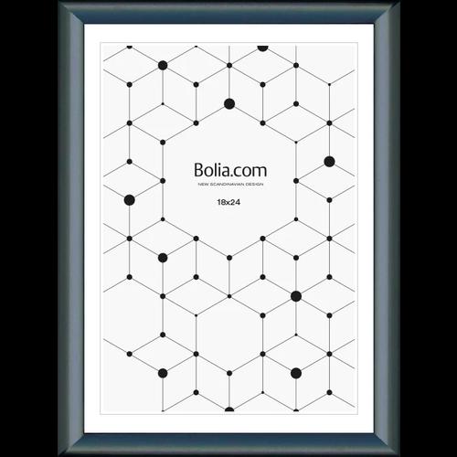Bolia Frame away fotolijst zwarte aluminium 18 x 24