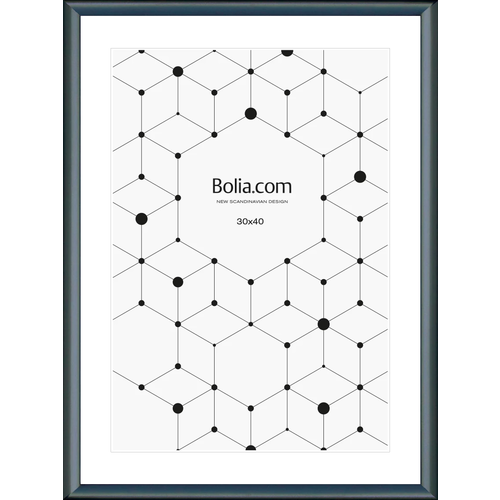 Bolia Frame away fotolijst zwarte aluminium 30 x 40