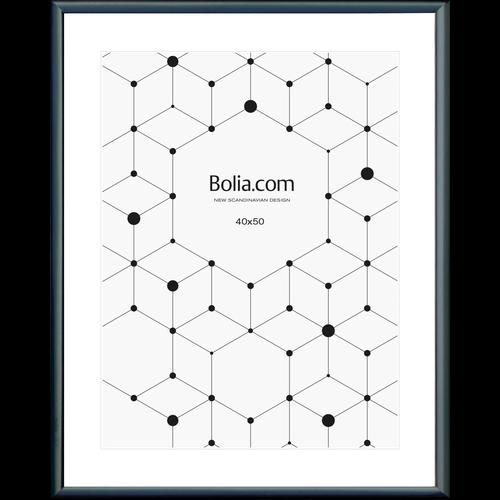 Bolia Frame away fotolijst zwarte aluminium 40 x 50