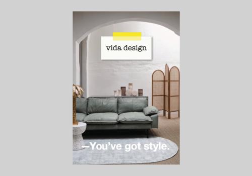 Brochure vida design 2019