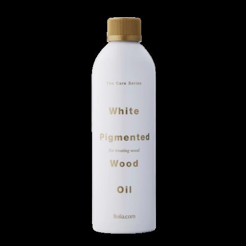 Bolia Olie voor houten meubelen  wit gepigmenteerd