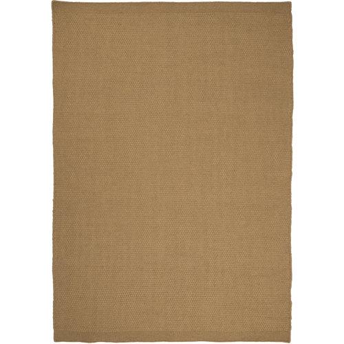 Linie Design Oksa rond of rechthoekig tapijt mustard