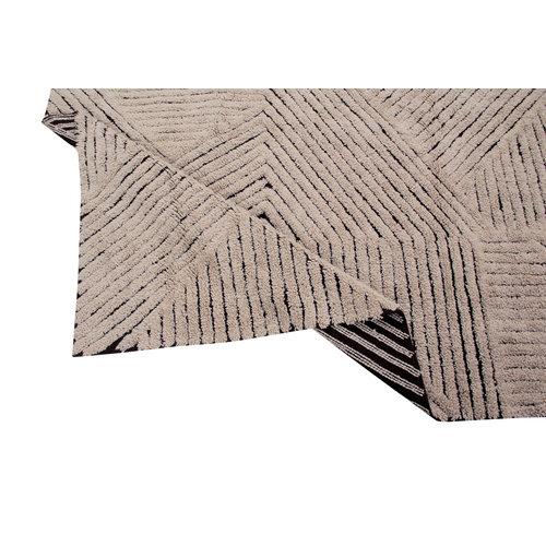 Lorena Canals Golden Coffee tapijt wol