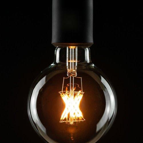 Segula LED lamp globe rond klaar E 27 95mm