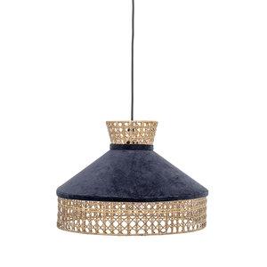 Bloomingville Hanglamp katoen blauw