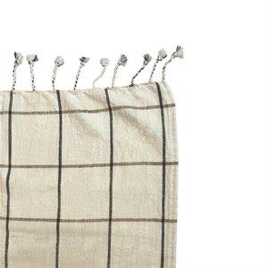 OYOY Living Design Gobi bedsprei vakjes