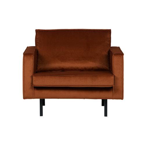 BePureHome Rodeo fauteuil fluweel