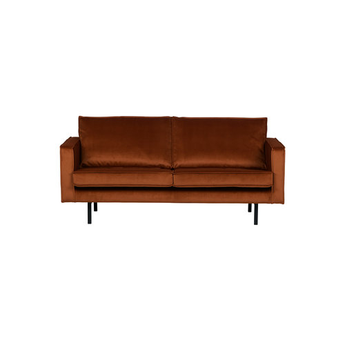 BePureHome Rodeo sofa 2,5 zit fluweel