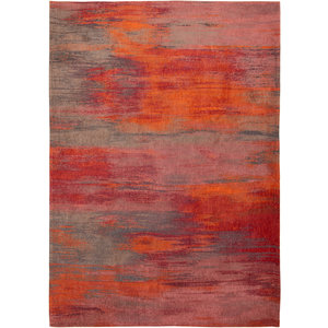 Louis De Poortere Rugs Monetti hibiscus red tapijt Atlantic Collection