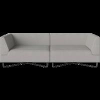 Orlando outdoor sofa 2 modules