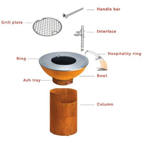 Artola Hospitality ring XL voor FiQ XL