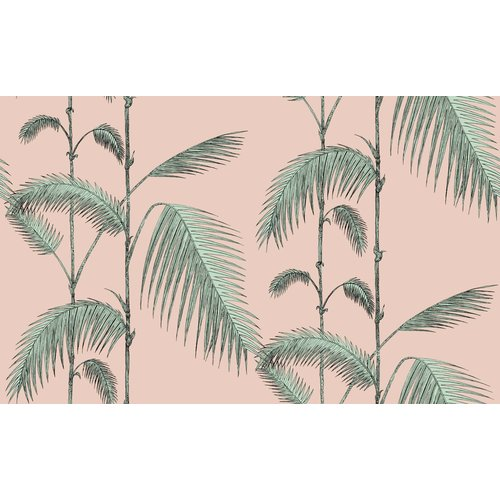 Cole & Son Palm leaves behangpapier - Icons