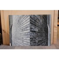 Porch glass art - Apart