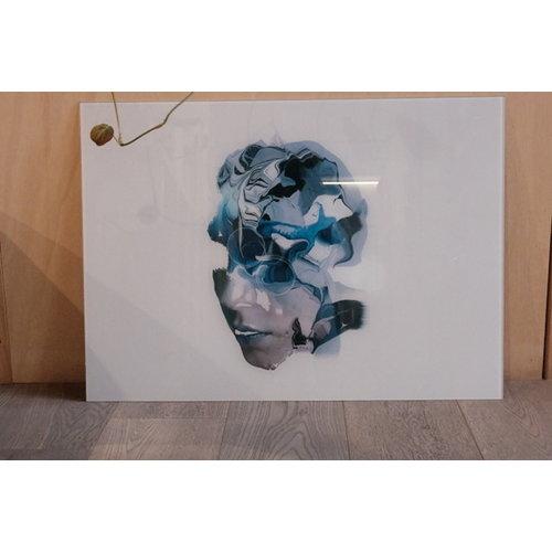 Bolia Abandoned skin glass art Nude