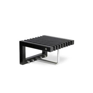 Skagerak Cutter Mini Kleerhanger Zwart + cutter box small - TOONZAALMODEL
