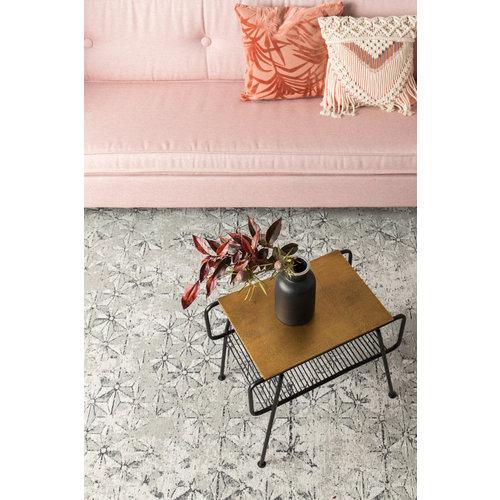 Zuiver Miller tapijt grijs 170 x 240 cm TOONZAALMODEL