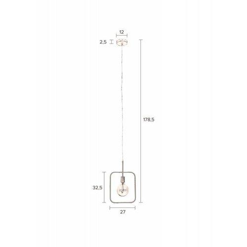 Dutchbone Cubo hanglamp - TOONZAALMODEL