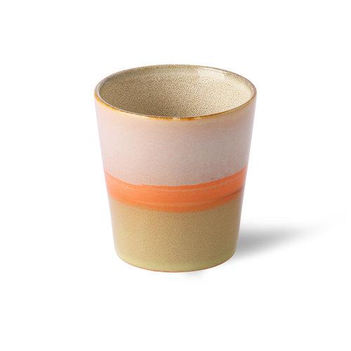 HK Living 70's koffiekop saturn