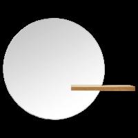 Shift grote ronde spiegel