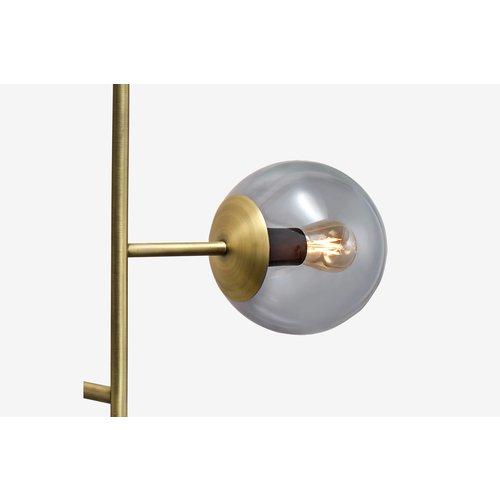Bolia Orb wandlamp mat antiek messing