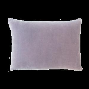 Urban Nature Culture Vintage velvet kussen purple ash