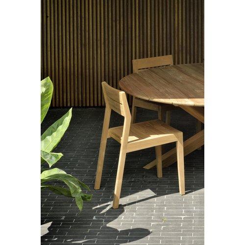 Ethnicraft Ex 1 outdoor stoel