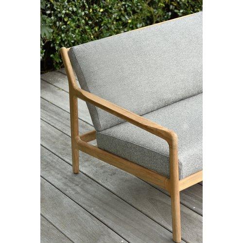 Ethnicraft Jack outdoor sofa driezit