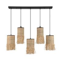 Formentera 5L lineaire hanglamp bana