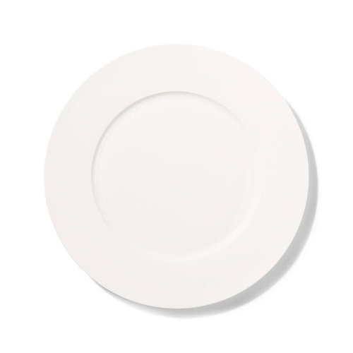 HK Living Bone China eetbord wit