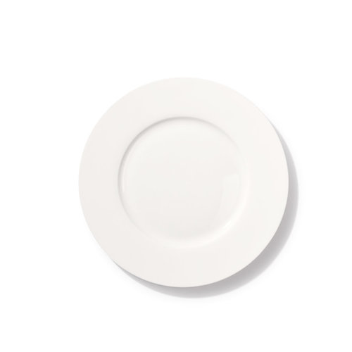 HK Living Bone China ontbijtbord wit
