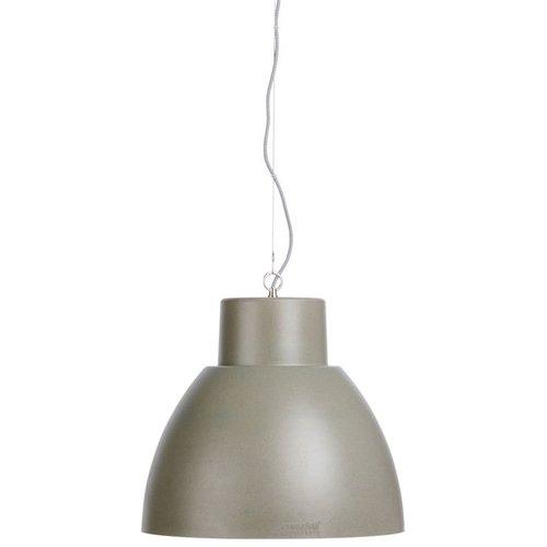 Stockholm hanglamp grijsgroen